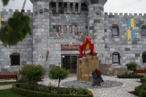 Legoland-Feriendorf-Schloss