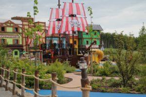 Legoland-Feriendorf-Pirateninsel
