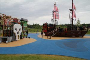 Legoland-Feriendorf-Piratenschiff