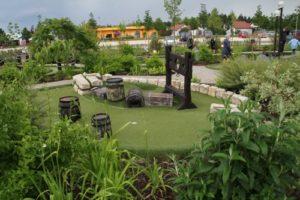 Legoland-Feriendorf-Piratengolf
