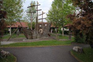 Legoland-Feriendorf-Spielplatz