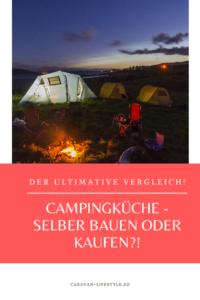 Campingküche selber bauen