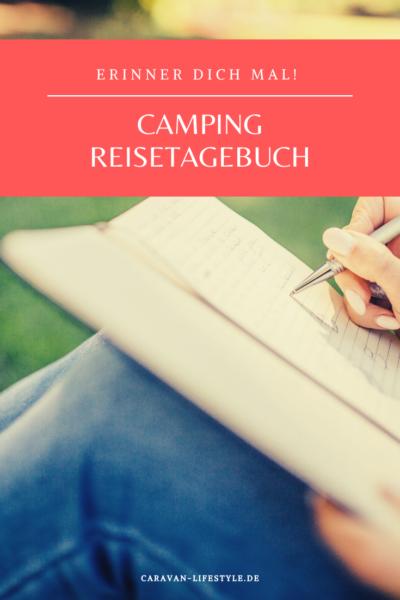Camping Reisetagebuch