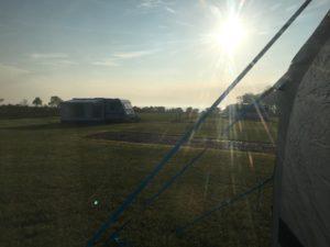 Ostsee Campingplatz Kaharinenhof auf Fehmarn